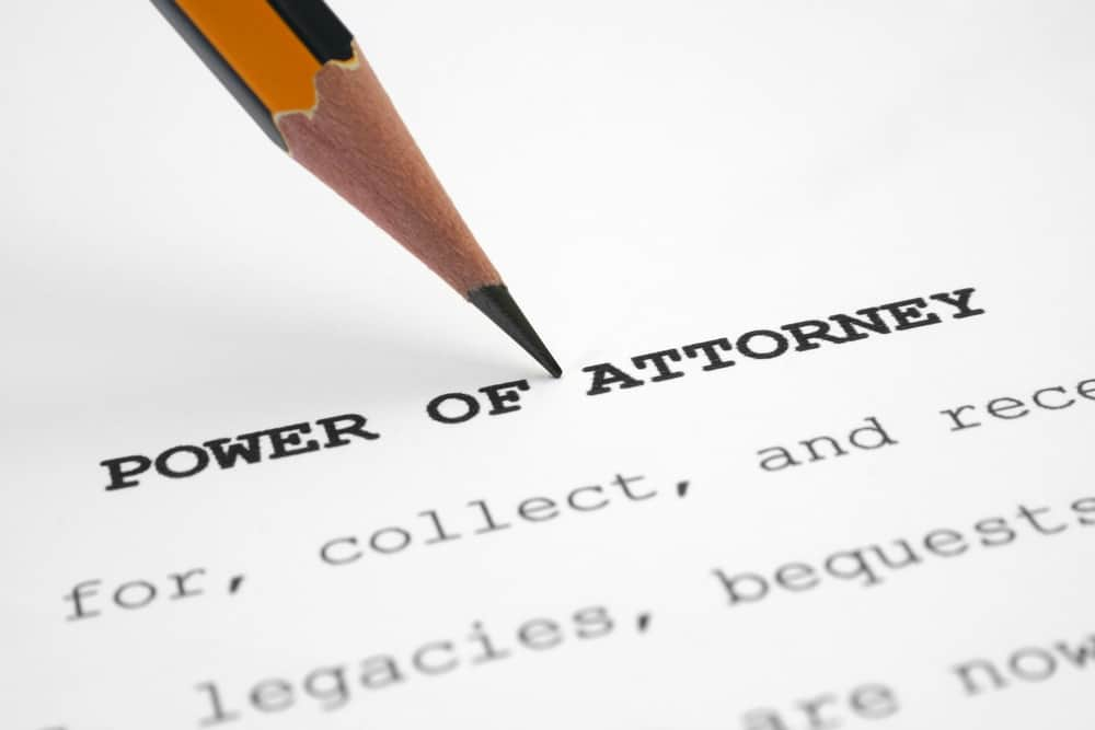 Difference Between Power Of Attorney And Enduring Power